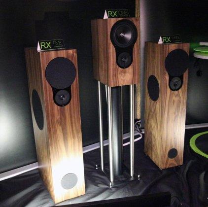 Полочная акустика Rega RX-1 black