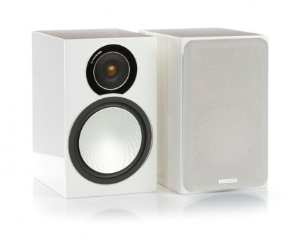 Полочная акустика Monitor Audio Silver 2 high gloss white