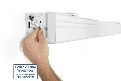 "Экран Projecta Elpro Electrol 183x240 cm. (113"") Matte White с эл/приводом (10100160)"