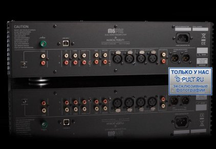Предусилитель Musical Fidelity M6-PRE black