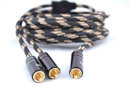 Кабель межблочный аудио MT-Power SUBWOOFER CABLE PLATINUM 2.0m