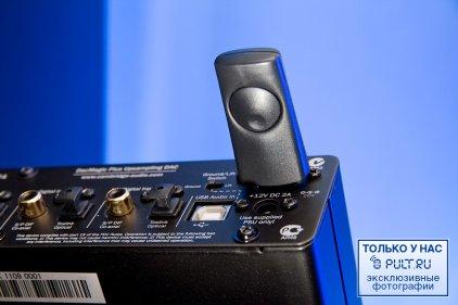 Беспроводной адаптер Cambridge BT100 black