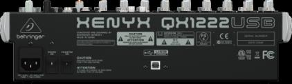 Микшерный пульт Behringer QX1222USB