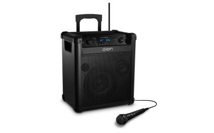Портативная акустика ION Audio BLOCK ROCKER 2016