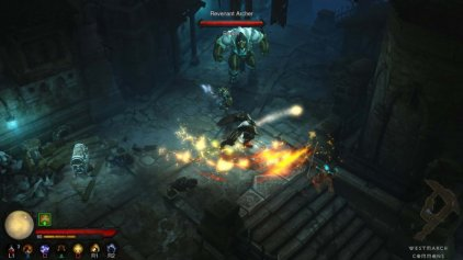 Игра для PS4 Diablo III: Reaper of Souls (русская версия)