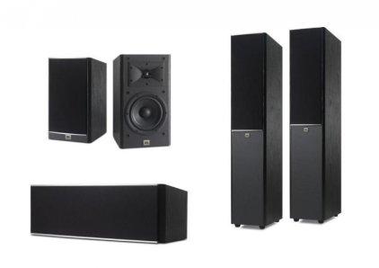 Комплект акустики JBL ARENA180 Set Black (180+130+125)