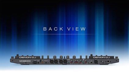 DJ-контроллер Denon MCX8000