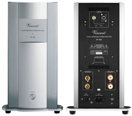 Усилитель звука Vincent SP-998 silver