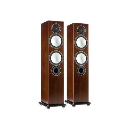 Напольная акустика Monitor Audio Silver 6 walnut