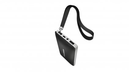 Портативная акустика Harman Kardon Esquire Mini Black (HKESQUIREMINIBLKEU)