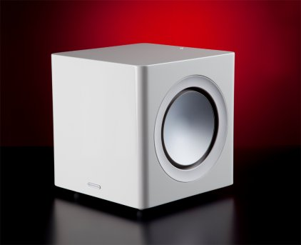 Сабвуфер Monitor Audio Radius 390 white gloss
