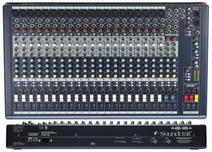Микшер Soundcraft MFX20i
