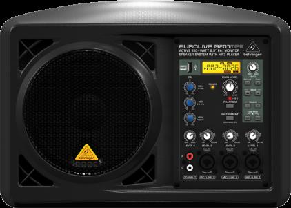Звукоусилительный комплект Behringer B207MP3
