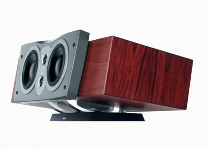 Центральный канал Dynaudio Confidence Center Platinum mokka laquer
