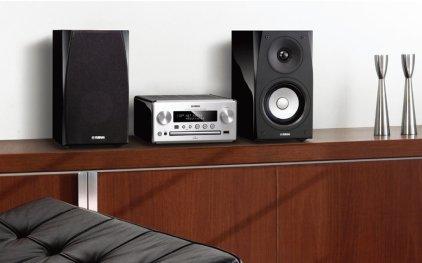 CD ресивер Yamaha CRX-N560 black