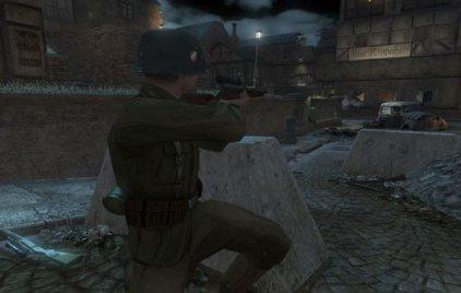 Игра для PS3 Wolfenstein (русские субтитры)