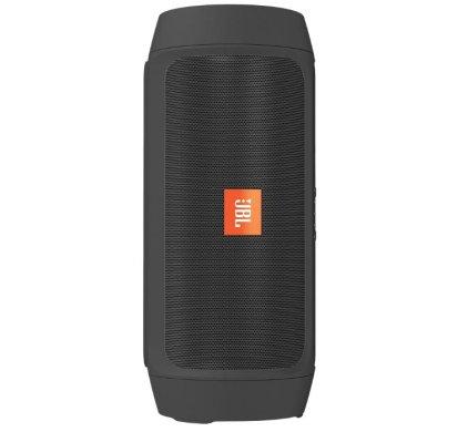 Портативная акустика JBL Charge 2 Plus black (CHARGE2PLUSBLKEU)