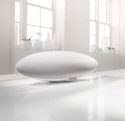 Портативная акустика B&W Zeppelin Wireless white