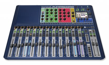 Микшер Soundcraft Si Expression 2