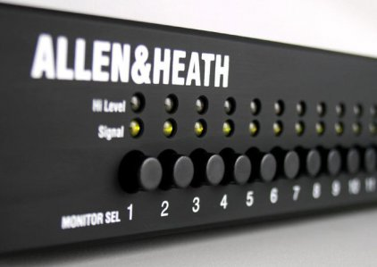 Медиаплеер Allen&Heath ICE-16
