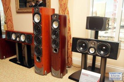 Напольная акустика Paradigm Studio 60 v.5 rosenut