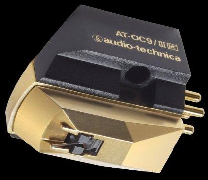 Головка звукоснимателя  Audio Technica AT-OC9/III