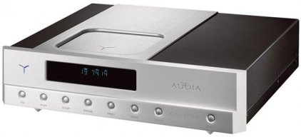 CD проигрыватель Audia Flight CD One silver
