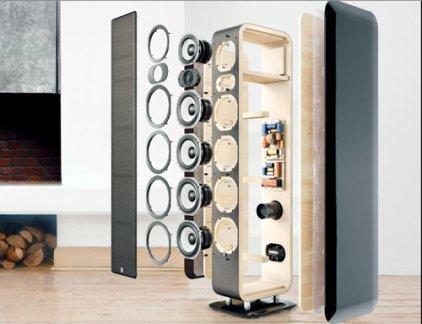 Напольная акустика Boston Acoustics M350 black
