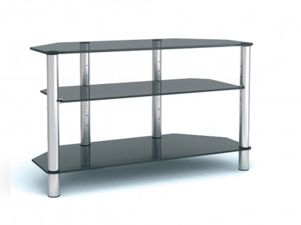 MD 512 Slim серебро/матовое стекло