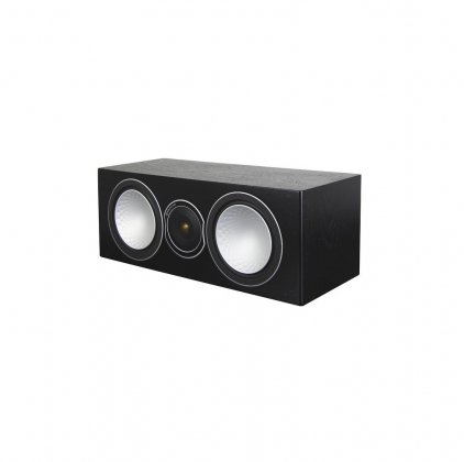 Центральный канал Monitor Audio Silver Centre black oak
