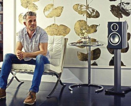 Полочная акустика Monitor Audio Gold 100 dark walnut