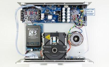 CD проигрыватель Cambridge Azur 851C black