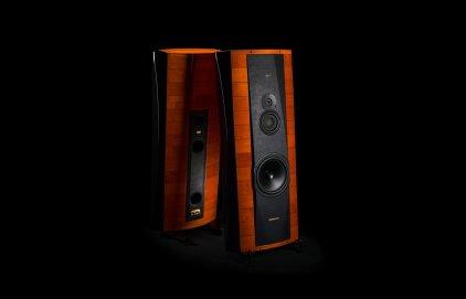 Акустическая система Sonus Faber Elipsa red violin