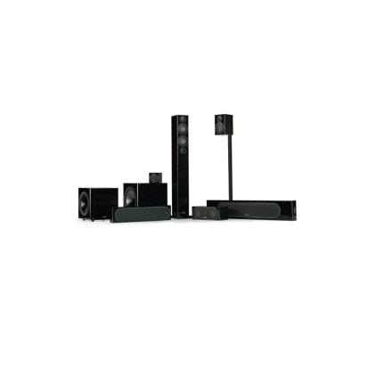 Саундбар Monitor Audio Radius One black gloss
