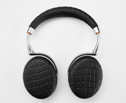 Наушники Parrot ZIK 3 черный (кожа крокодила)