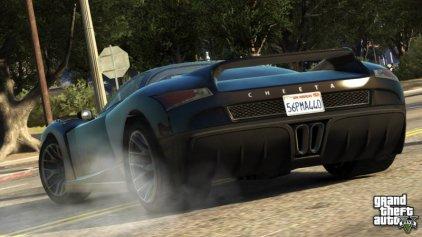 Игра для PS4 Grand Theft Auto V