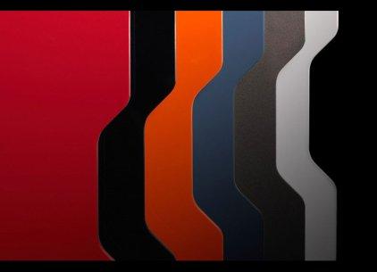 Сменная боковая панель Sonus Faber Chameleon T panels metal grey