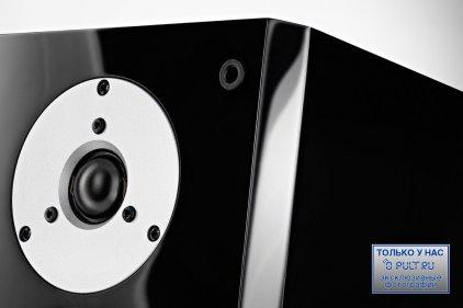 Напольная акустика Dynaudio Focus 340 black