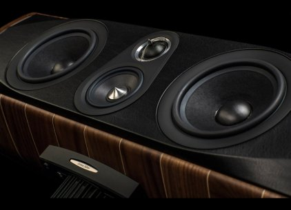 Центральный канал Sonus Faber Olympica Center piano black