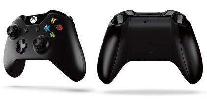 Беспроводной контроллер Microsoft Xbox One wireless gamepad + игра Mortal Kombat