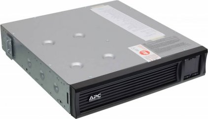 APC Smart-UPS C SMC2000I-2U 2000VA black