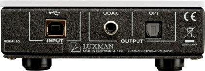 Luxman U-100