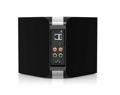 Сетевой аудиоплеер Bluesound POWERNODE N150 Gloss white