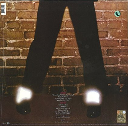 Виниловая пластинка Michael Jackson OFF THE WALL (Gatefold)