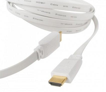 HDMI кабель In-Akustik Premium HDMI Flat 3.0m #0042343