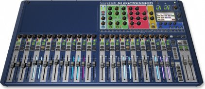 Микшер Soundcraft Si Expression 3