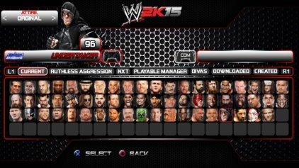Игра для PS3 WWE 2K15