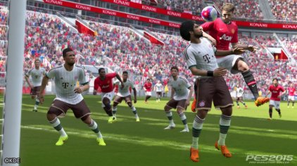 Игра для PS3 Pro Evolution Soccer 2015 (русская версия)