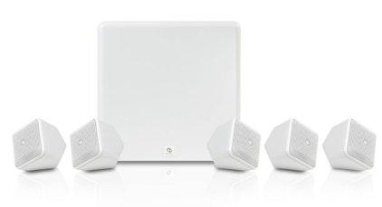 Полочная акустика Boston Acoustics SoundWare white