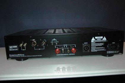 Усилитель для сабвуфера B&W SA 1000